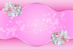 Romantic elegant backgrounds Stock Photo