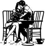 Romantic Embrace Royalty Free Stock Photos