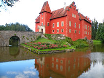 Free Romantic European Chateau Royalty Free Stock Photography - 12448387