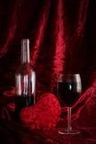 Romantic evening stock photography