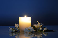 Romantic evening Stock Photo