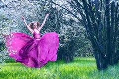 Romantic female portrait Royalty Free Stock Photography