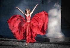 Romantic female portrait Stock Photography