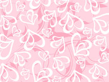 Romantic floral  background Royalty Free Stock Photo