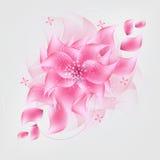 Romantic Flower  Background Stock Photography