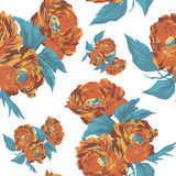 Romantic Flower Background Royalty Free Stock Image