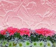 Romantic Flower Background Stock Image