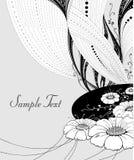 Romantic flower celebration-1 Stock Images