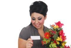 Romantic flowers Stock Images