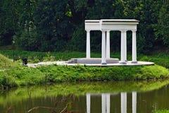 Romantic gazebo Royalty Free Stock Photography