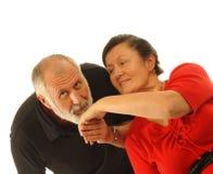 Romantic gesture royalty free stock image
