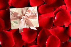 Romantic gift Royalty Free Stock Image