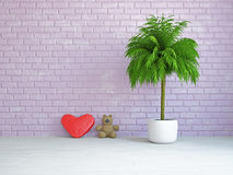 A romantic gift Royalty Free Stock Photo