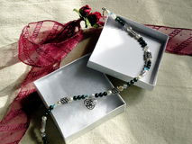 Romantic Gift Stock Image