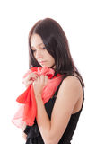 Romantic girl Royalty Free Stock Images