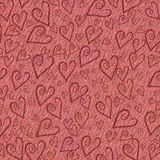 Romantic Heart Backgrounds Stock Image