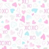 Romantic heart illustration Royalty Free Stock Photos