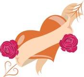 Romantic Heart Royalty Free Stock Photo