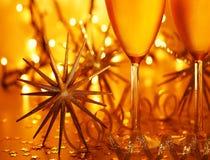 Romantic holiday decoration Royalty Free Stock Photography