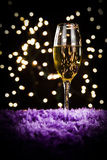 Romantic Holiday Night stock photos