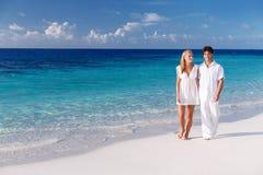 Romantic honeymoon Stock Photo