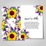 Romantic invitation Royalty Free Stock Photography