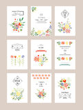 Romantic Invitations Stock Photos