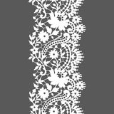 Romantic Lace Seamless Pattern Royalty Free Stock Image