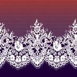 Romantic Lace Seamless Pattern Royalty Free Stock Photo