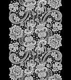 Romantic Lace Seamless Pattern Royalty Free Stock Image