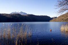 Romantic lake Stock Photo