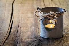 Romantic lantern Stock Photos