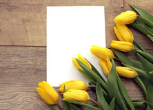 Romantic letter Stock Photo
