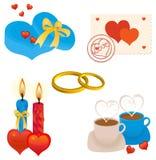 Romantic love Stock Image