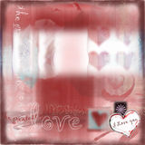 Romantic Love Abstract Background Stock Photos