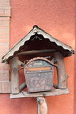 Romantic mailbox Stock Photos