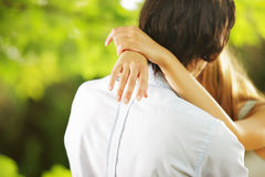 Romantic moments Stock Photo