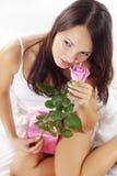 Romantic morning Royalty Free Stock Photography
