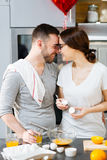 Romantic morning Royalty Free Stock Photo