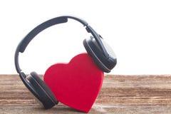 Romantic music concept Stock Photo