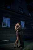 Romantic photos of couples in love Royalty Free Stock Image