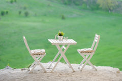 Romantic Picnic Royalty Free Stock Image