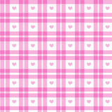 Romantic Pink Square Royalty Free Stock Photography