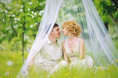Romantic place Stock Photo
