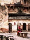 Romantic places of India stock images