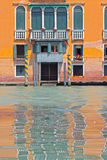 Romantic places in venice Royalty Free Stock Photography