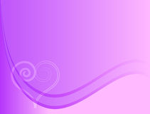 Romantic purple background Stock Images