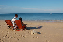 Romantic relax Royalty Free Stock Images