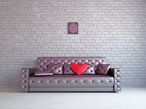 A romantic room Stock Photo