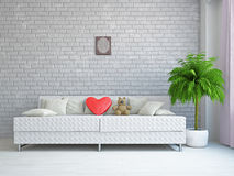 A romantic room Royalty Free Stock Image